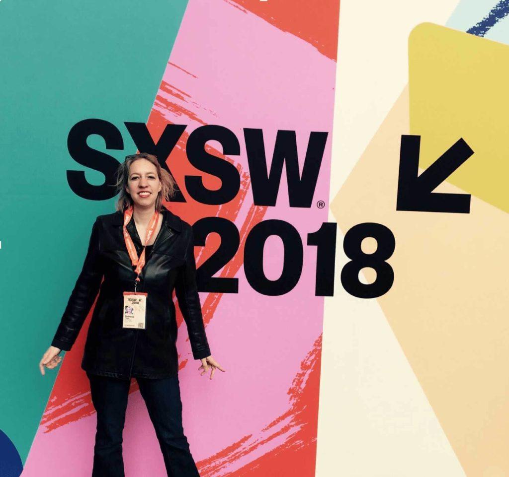Rebecca Vogels SYSW 2018 header